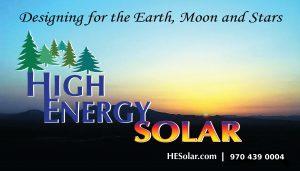 High Energy Solar